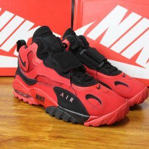 los angeles 375fb 536d9 Nike Shoes - Nike Air Max Speed Turf AV7895-600 7.5 Red Black